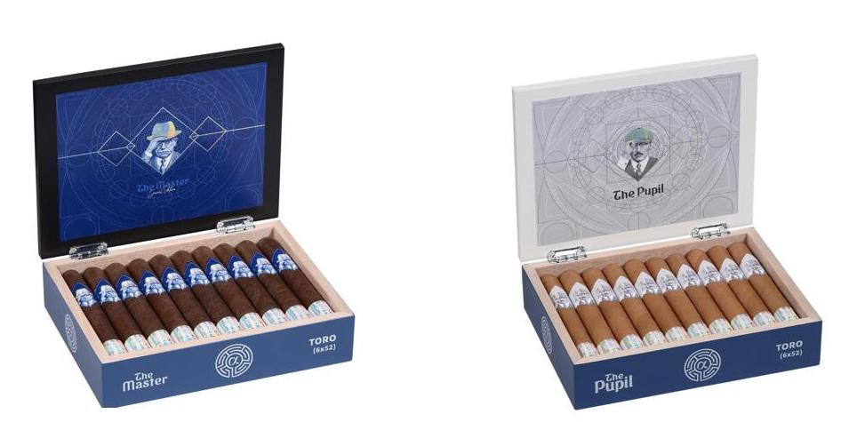 Cigar News: Ventura Cigar Company Turns to Joya de Nicaragua for Archetype Master and Pupil