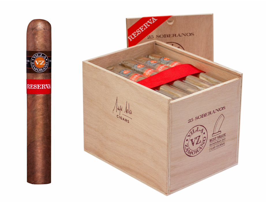 Cigar News: Maya Selva Cigars to Introduce Villa Zamorano Reserva Soberano and Sampler Can at TPE 2020