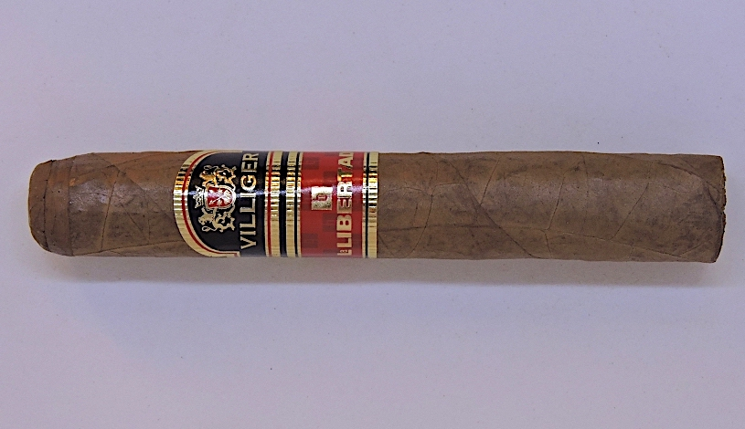 Cigar Review: Villiger La Libertad Cigar Robusto