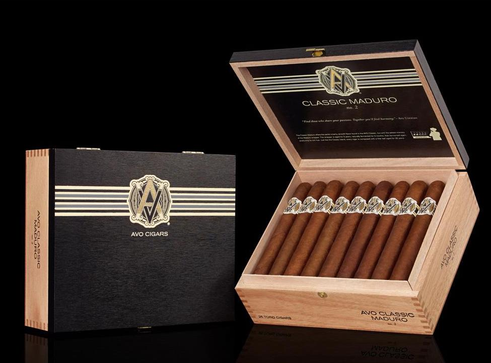 Cigar News: AVO Classic Maduro Returns as a Regular Production Offering