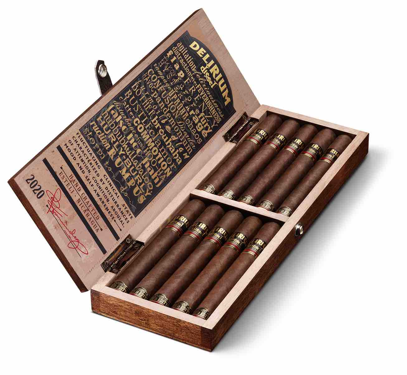Cigar News: Diesel Delirium to Launch as 2020 Limited Edition