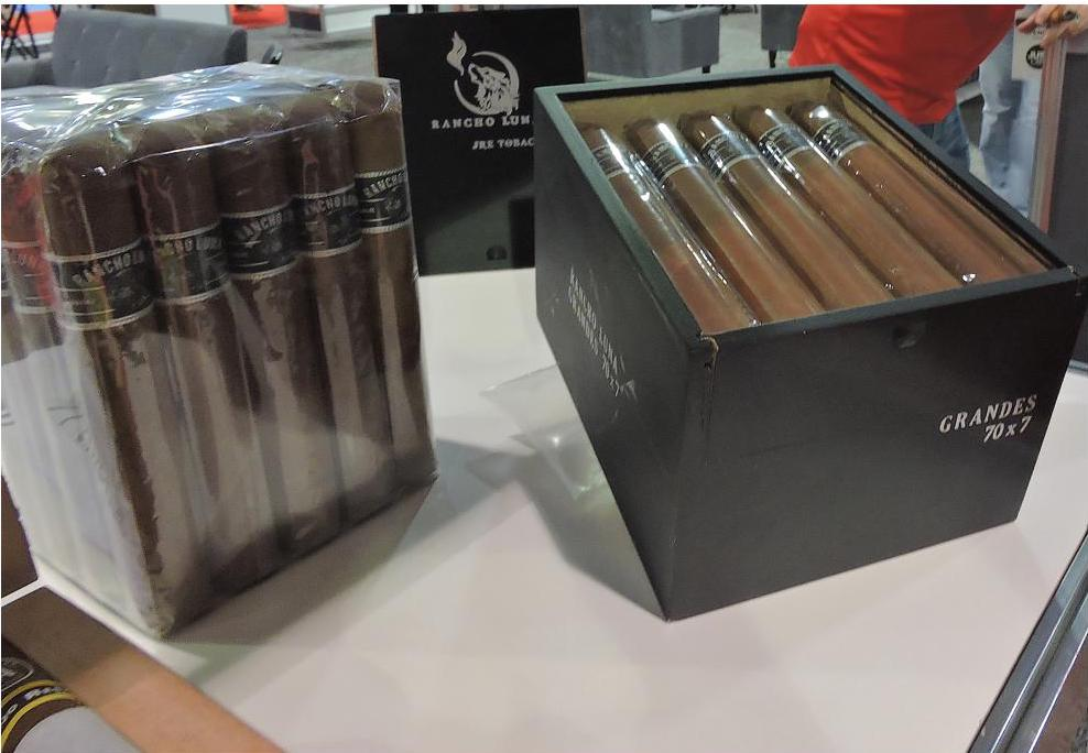 Cigar News: JRE Tobacco Company Launches Rancho Luna Grandes at TPE 20