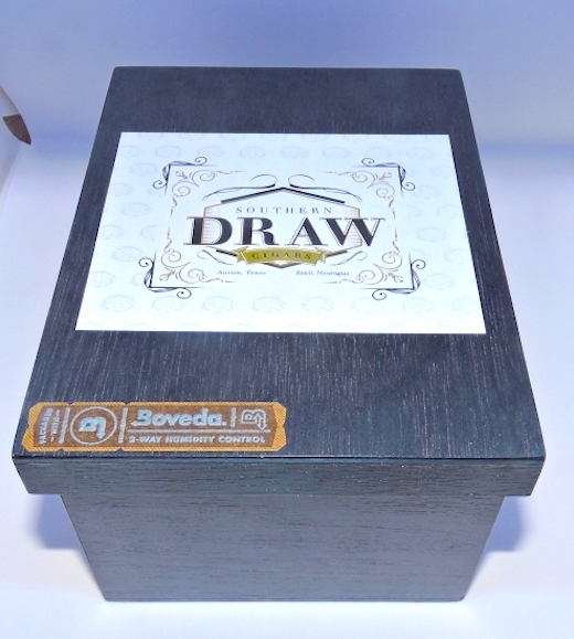 Southern Draw Jacobs Ladder Brimstone-Box