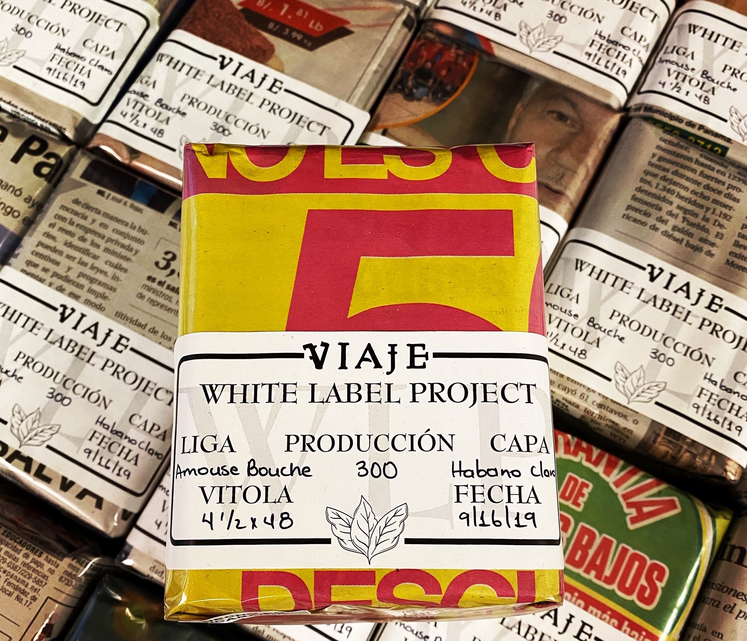 Cigar News: Viaje WLP Amuse-Bouche Released