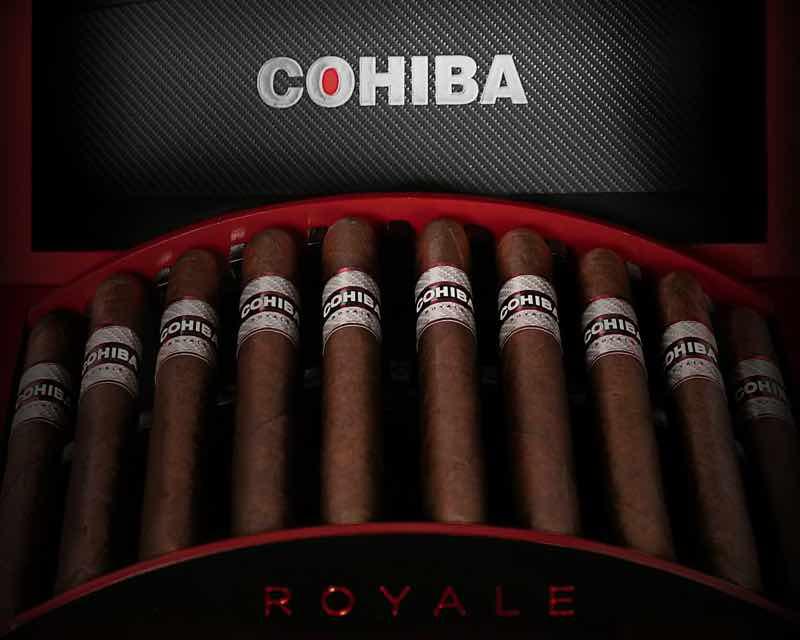 Cigar News: Cohiba Royale Set to Debut