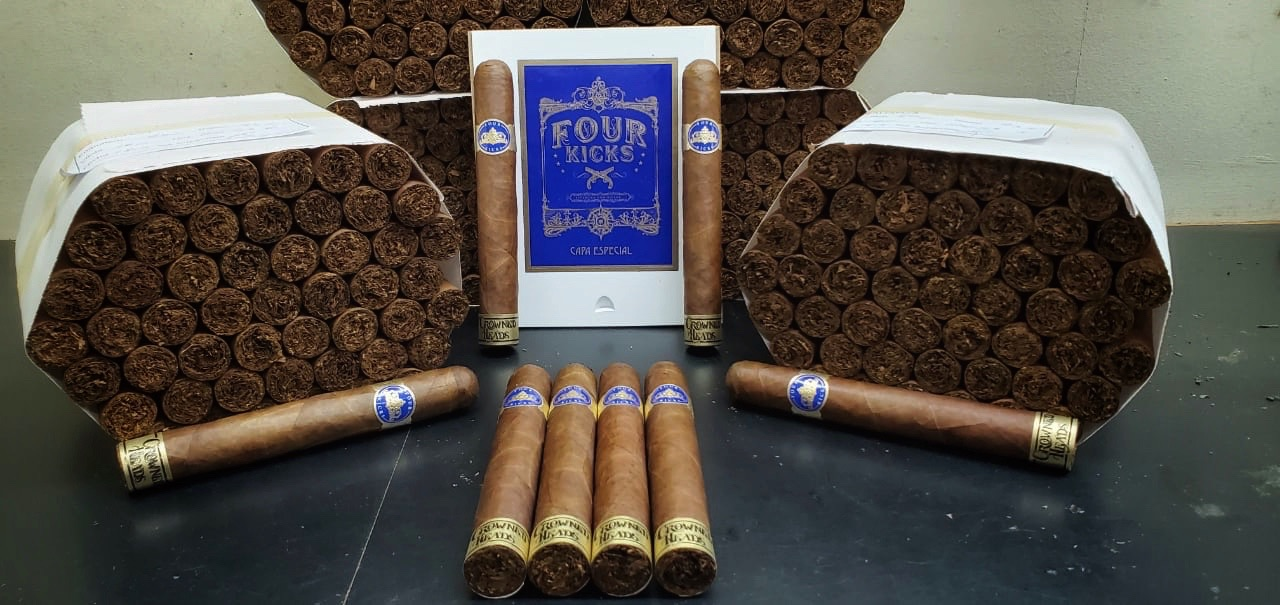 Cigar News: Crowned Heads Four Kicks Capa Especial Coming This Spring
