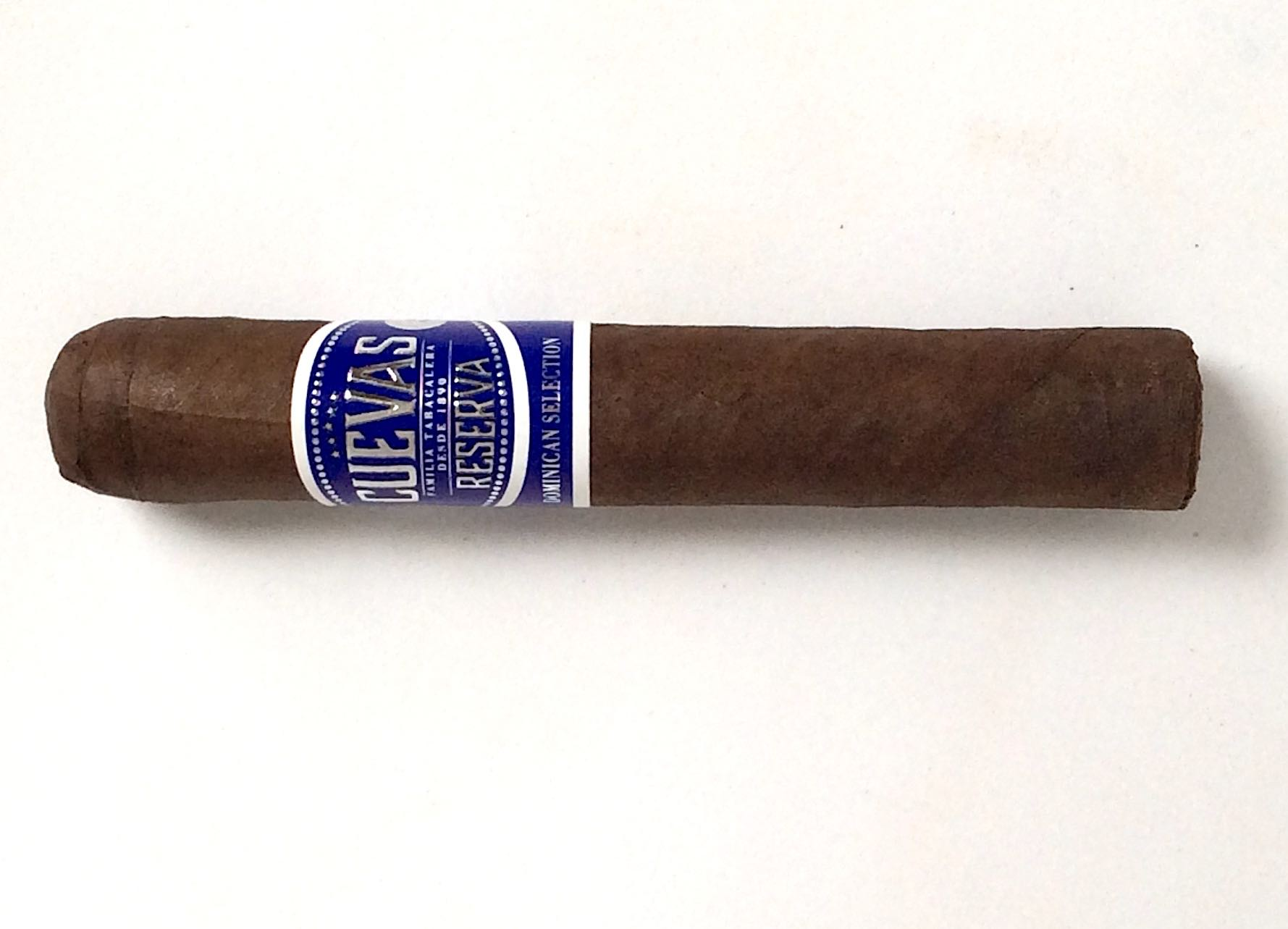 Cigar Review: Cuevas Reserva Maduro Robusto by Casa Cuevas Cigars