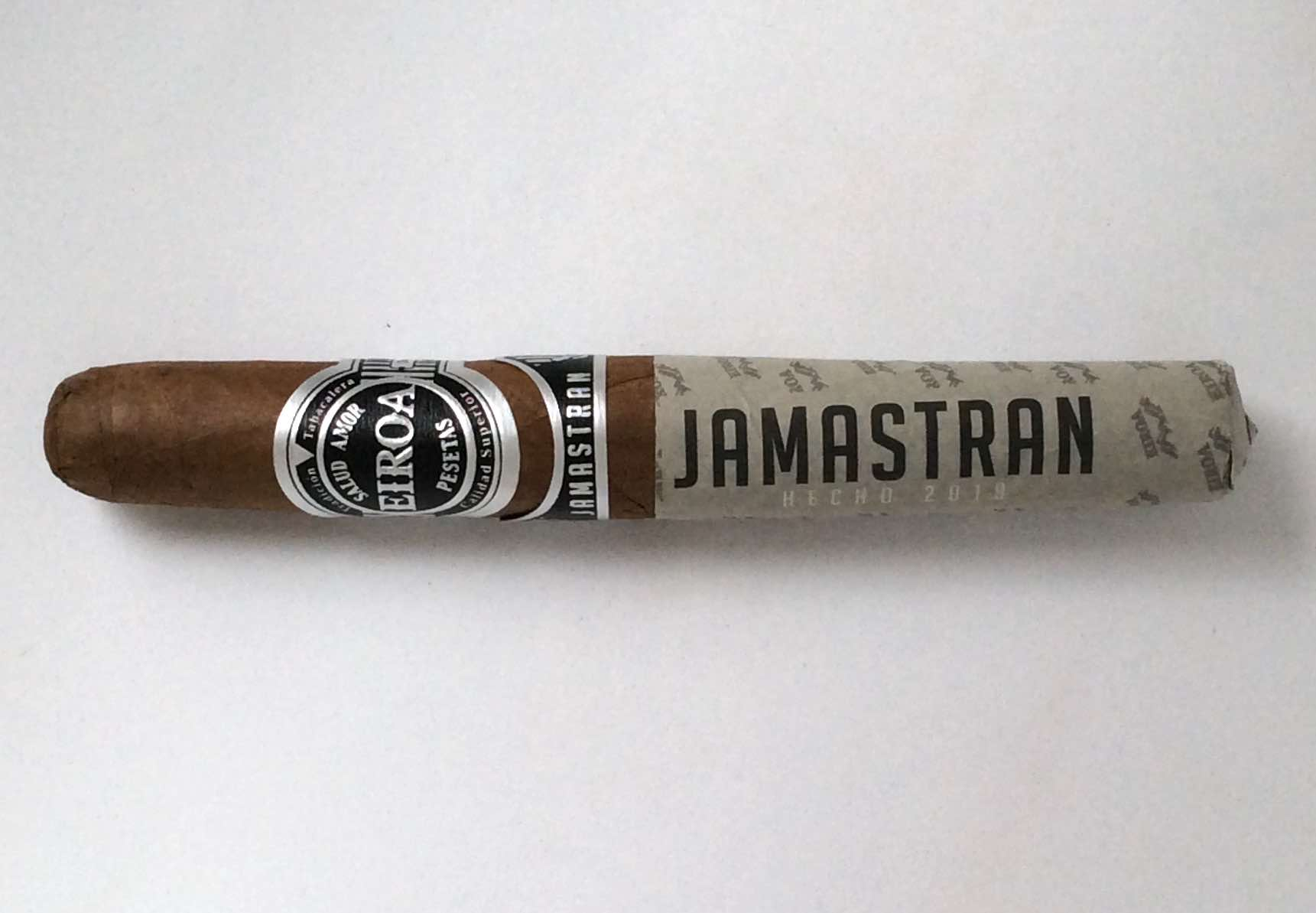 Cigar Review: Eiroa Jamastran 11/18 (TAA Exclusive) by C.L.E. Cigar Company