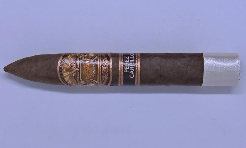 Agile Cigar Review: Encore by E.P. Carrillo Valientes