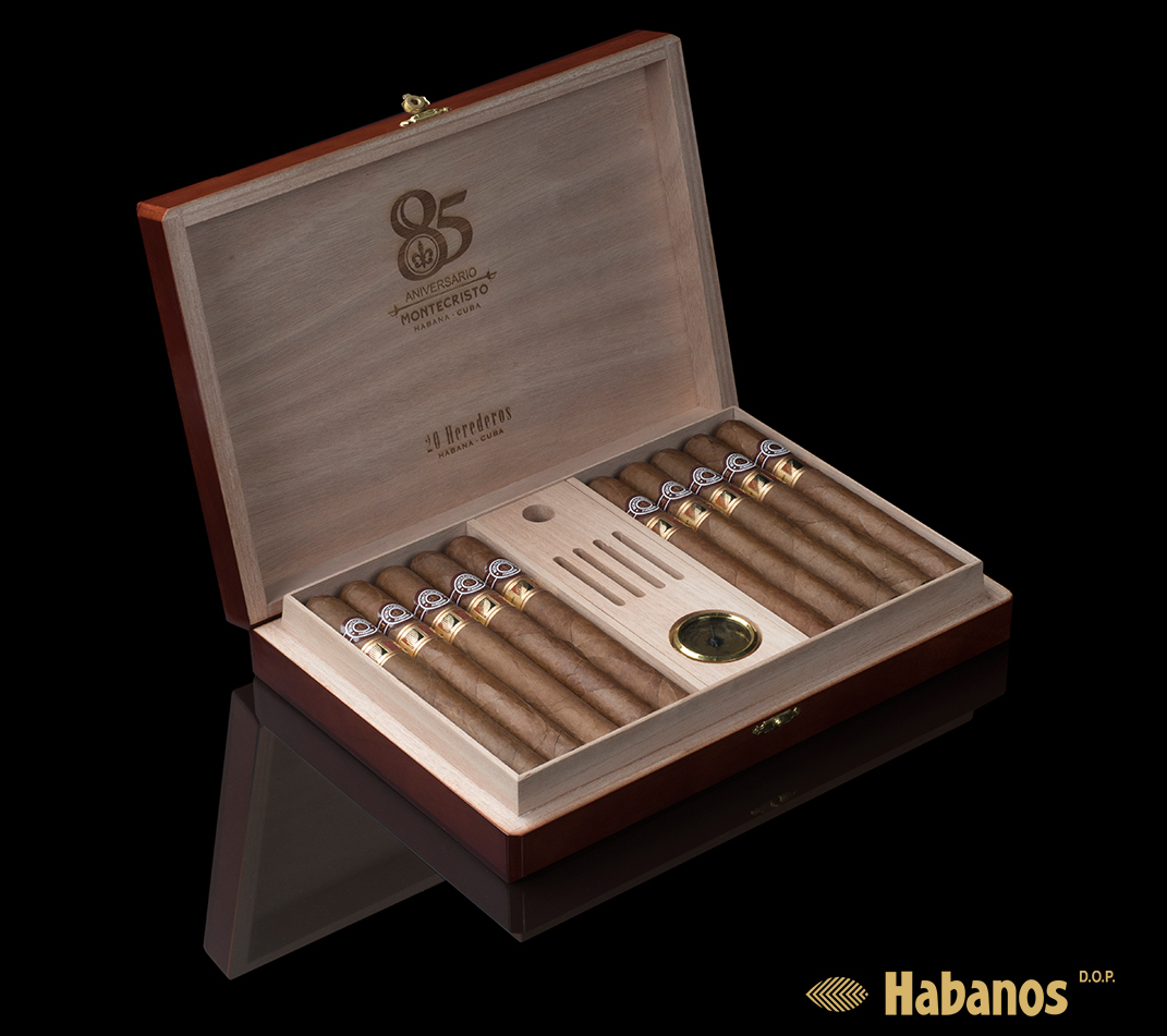 Cigar News: Montecristo Herederos Launched at XXII Festival del Habanos