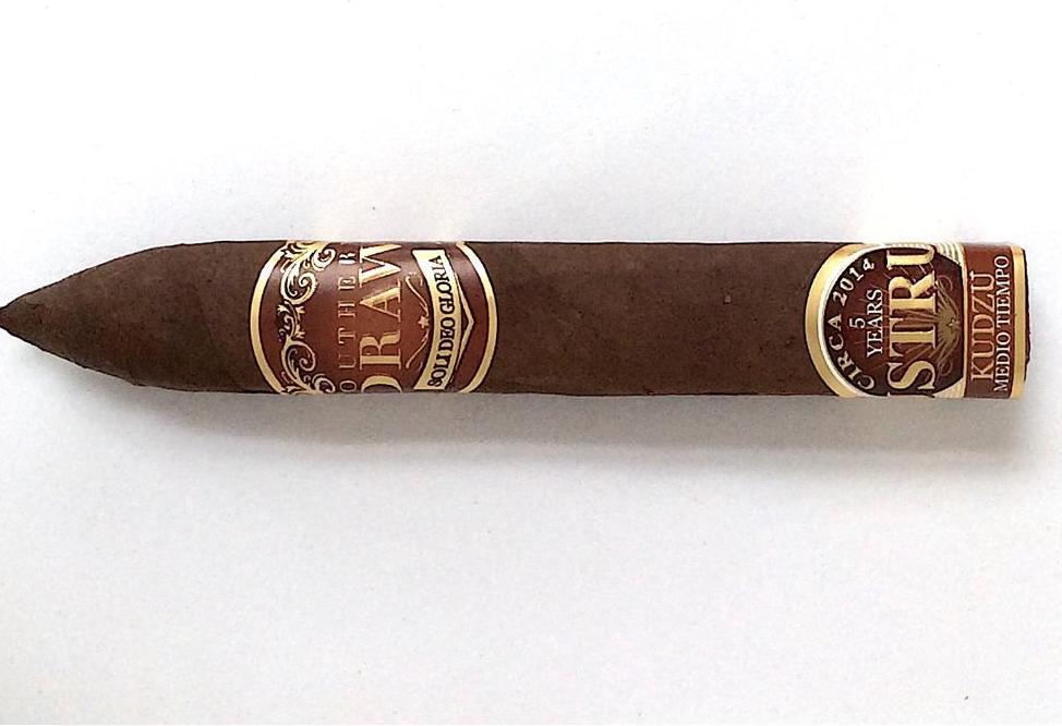 Cigar Review: Southern Draw Kudzu Lustrum Belicoso Fino