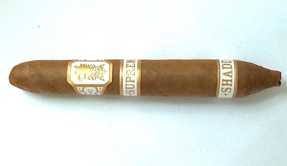Agile Cigar Review: Undercrown Shade Suprema by Drew Estate