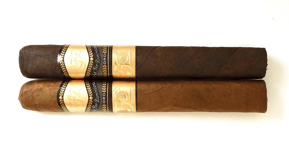 La Flor Dominica TAA 50 Seguna Edición Maduro and Natural