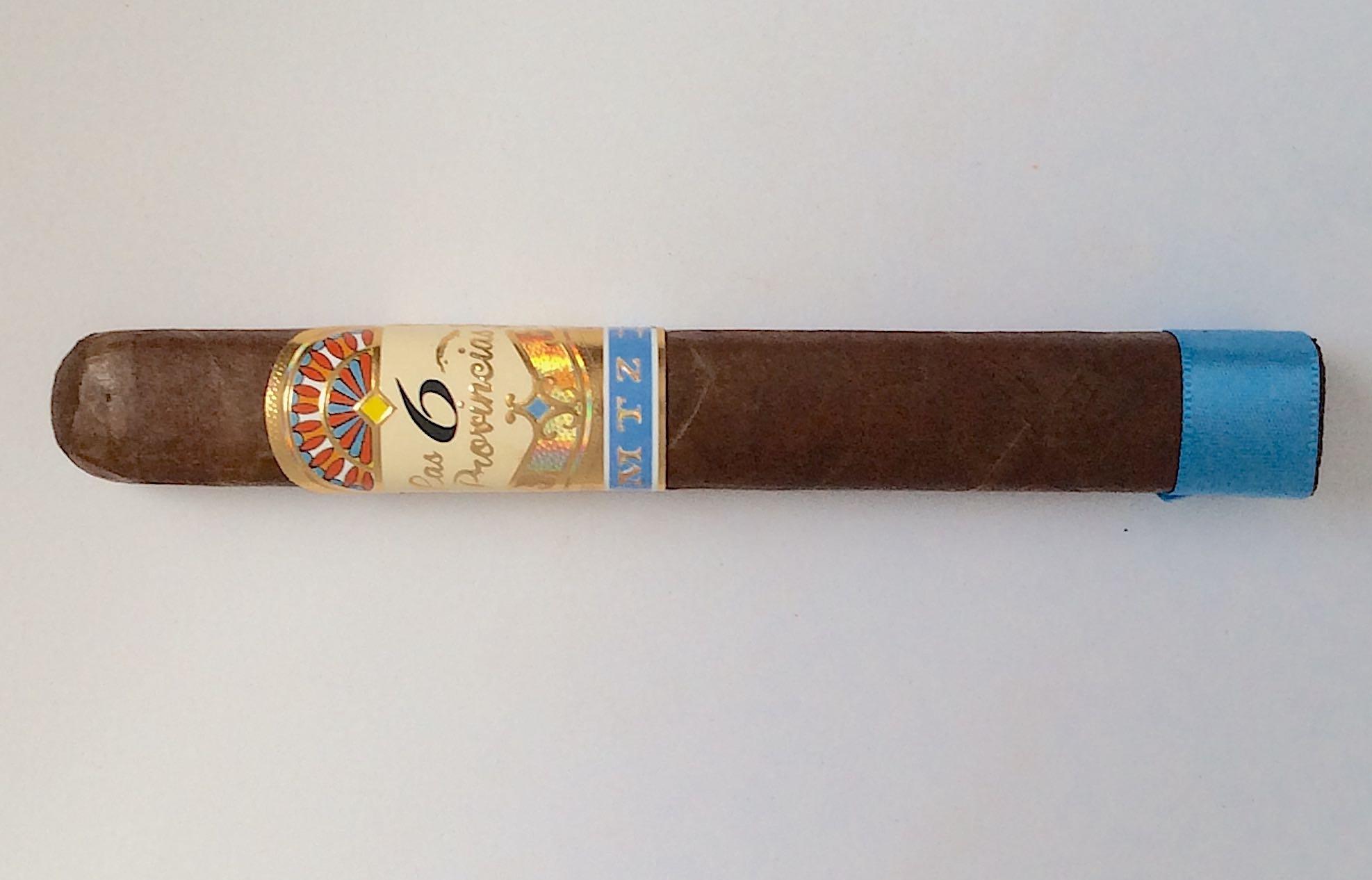 Cigar Review: Las 6 Provincias MTZ by Espinosa Cigars