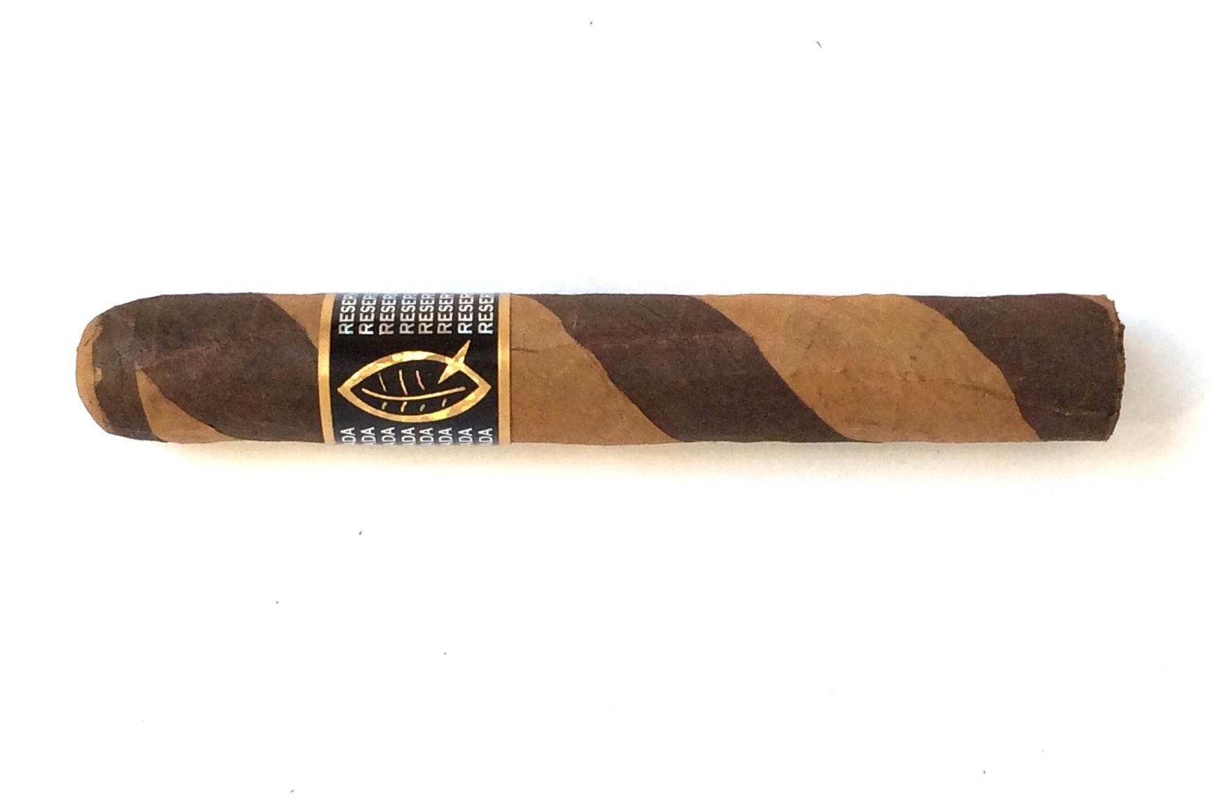 Agile Cigar Review: Quesada Reserva Privada Barber-Pole Robusto