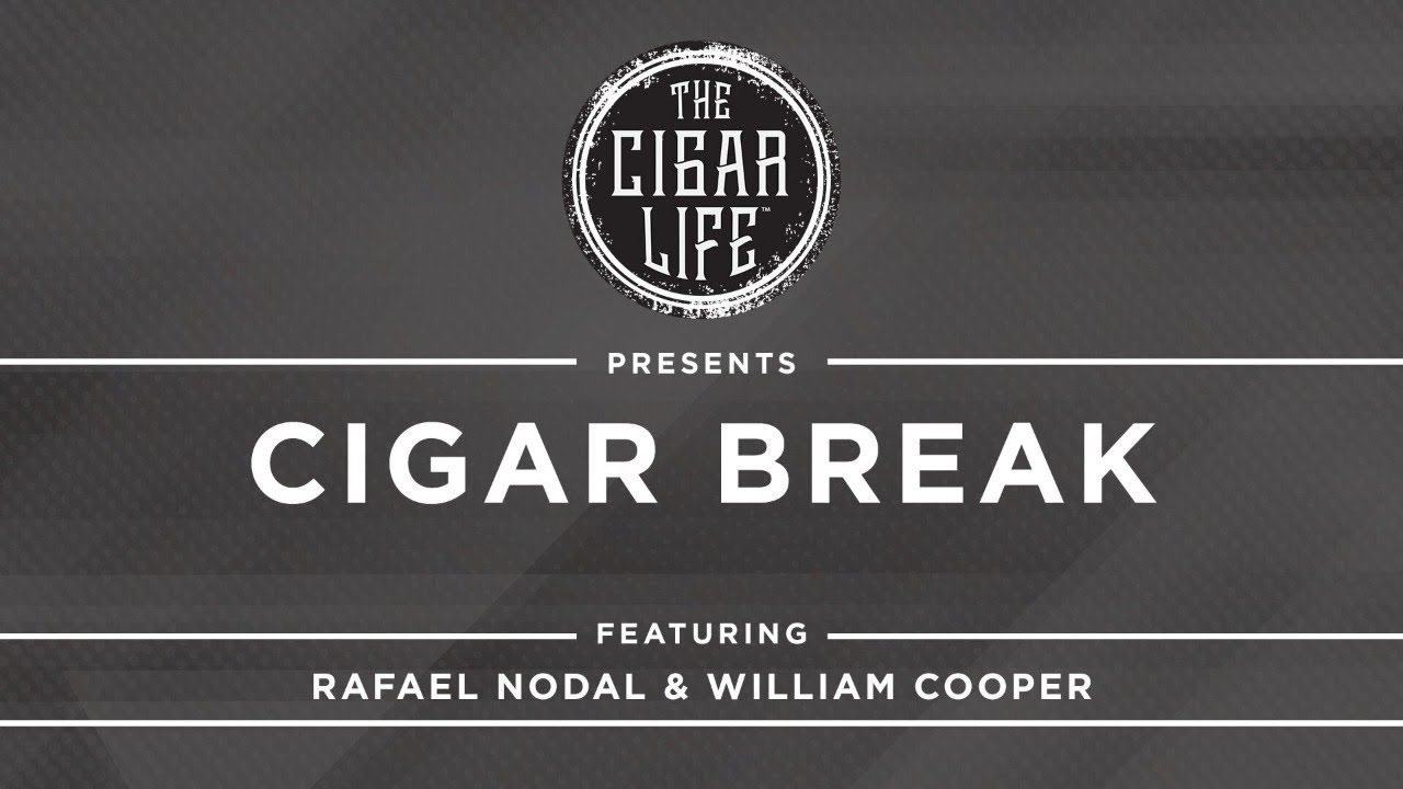 The Blog: Will Cooper on Tabacalera USA's Cigar Break with Rafael Nodal