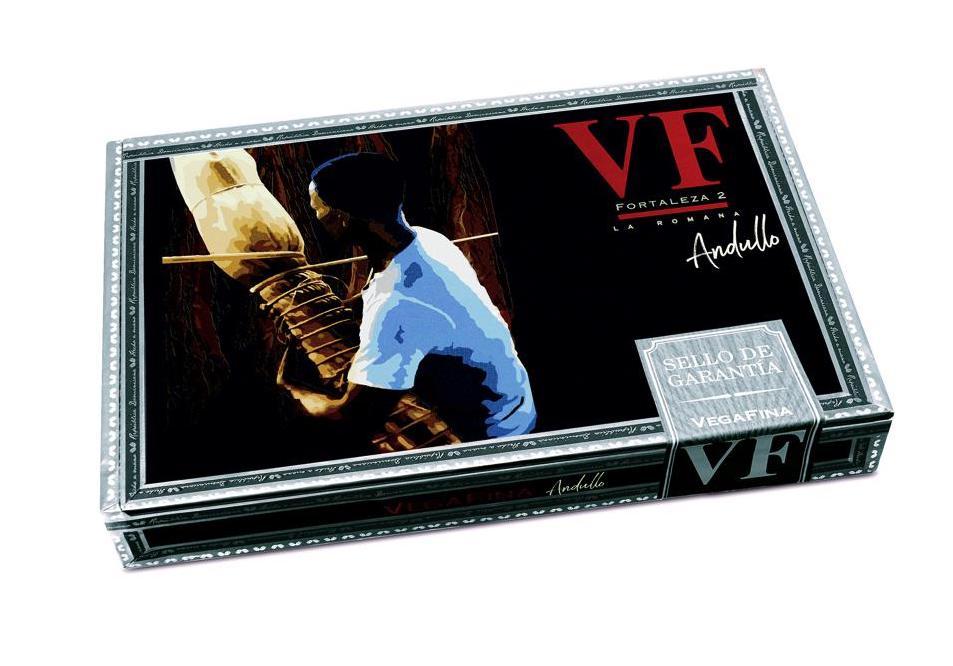 Cigar News: VegaFina Fortaleza 2 Andullo Limited Edition Released