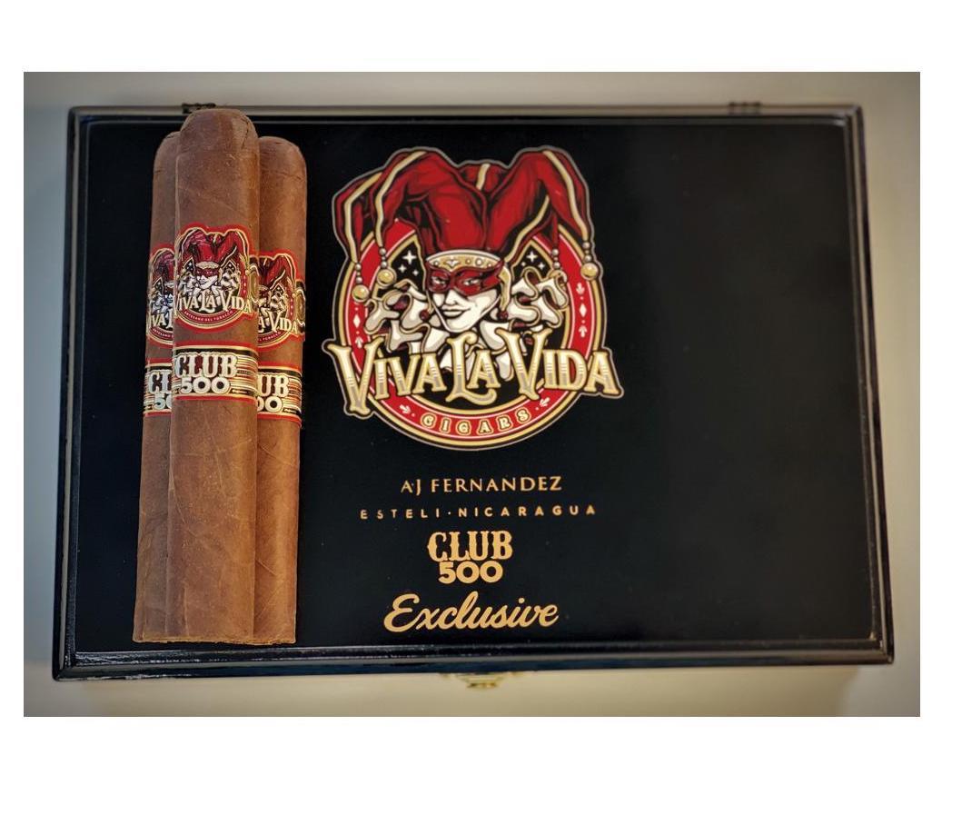 Cigar News: Artesano Del Tabaco Announces Viva La Vida Club 500