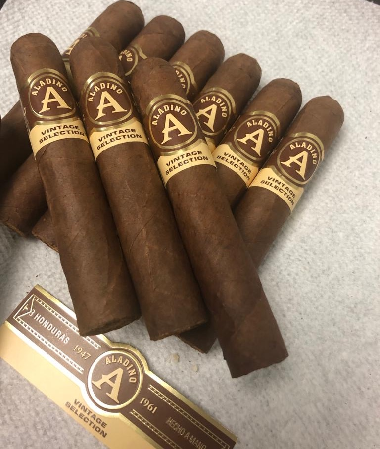 Cigar News: JRE Tobacco Co. to Release Aladino Habano