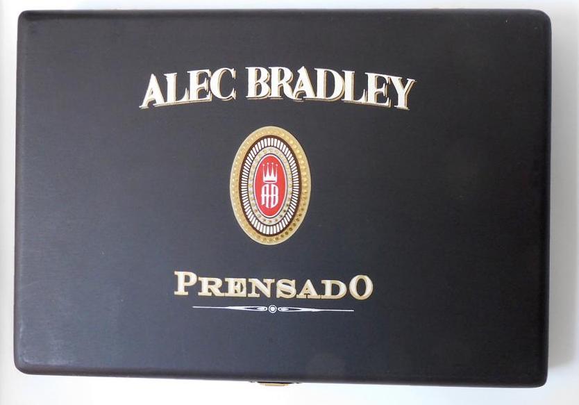 Alec Bradley Prensado Gran Belicoso-Closed Box