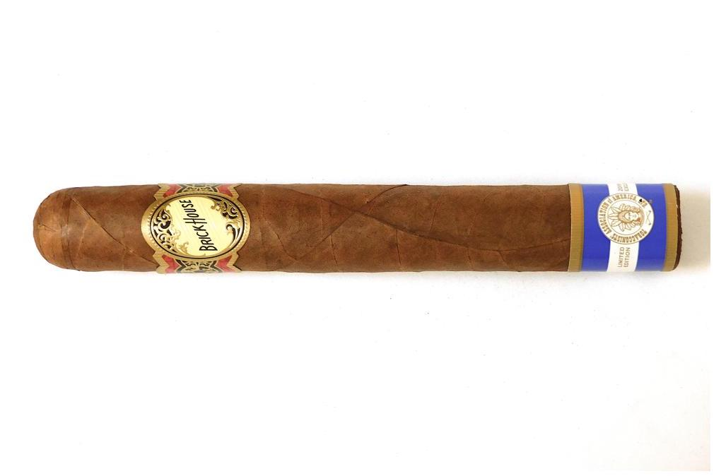 Cigar Review: Brick House Ciento Por Ciento TAA Exclusive (2019) by J.C. Newman Cigar Company