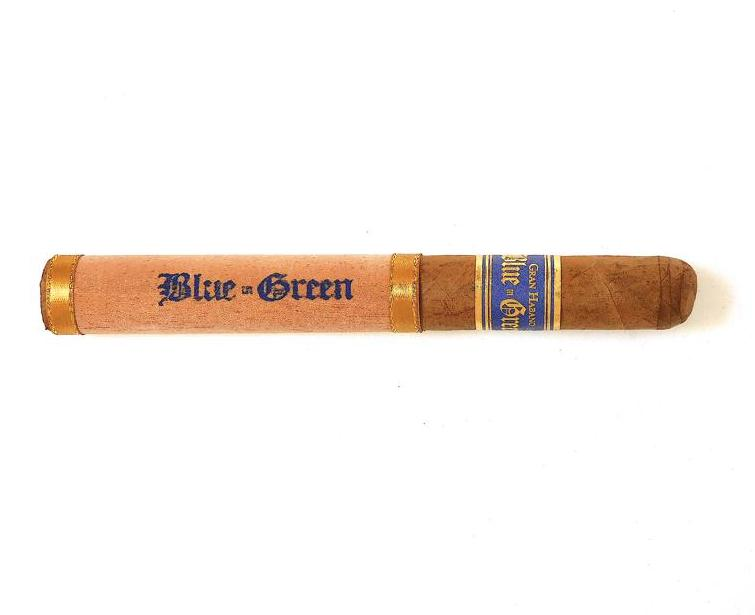 Agile Cigar Review: Gran Habano Blue in Green Corona