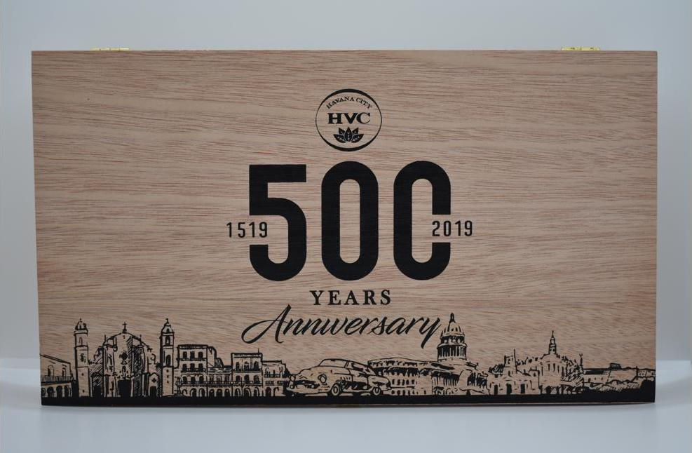 Cigar News: HVC Cigars Adds 500 Years Anniversary Selectos and Shorts Sizes