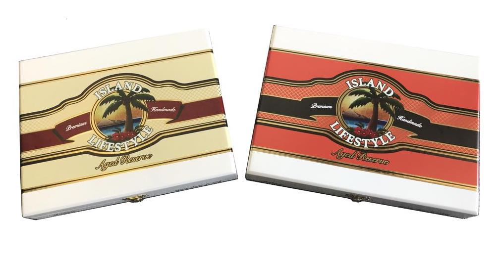 Cigar News: Island Lifestyle Importers Revamps Packaging Aged Reserve Line