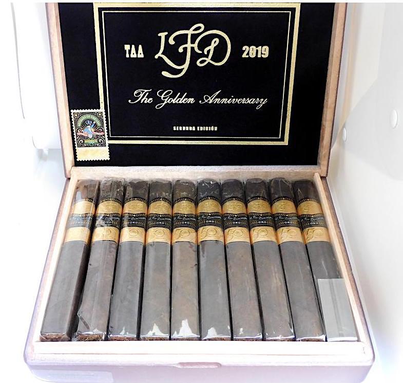 La Flor Dominicana TAA 50th Segunda Edición Maduro -Open Box