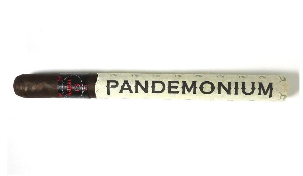 Asylum Pandemonium 52 x 8 1/2