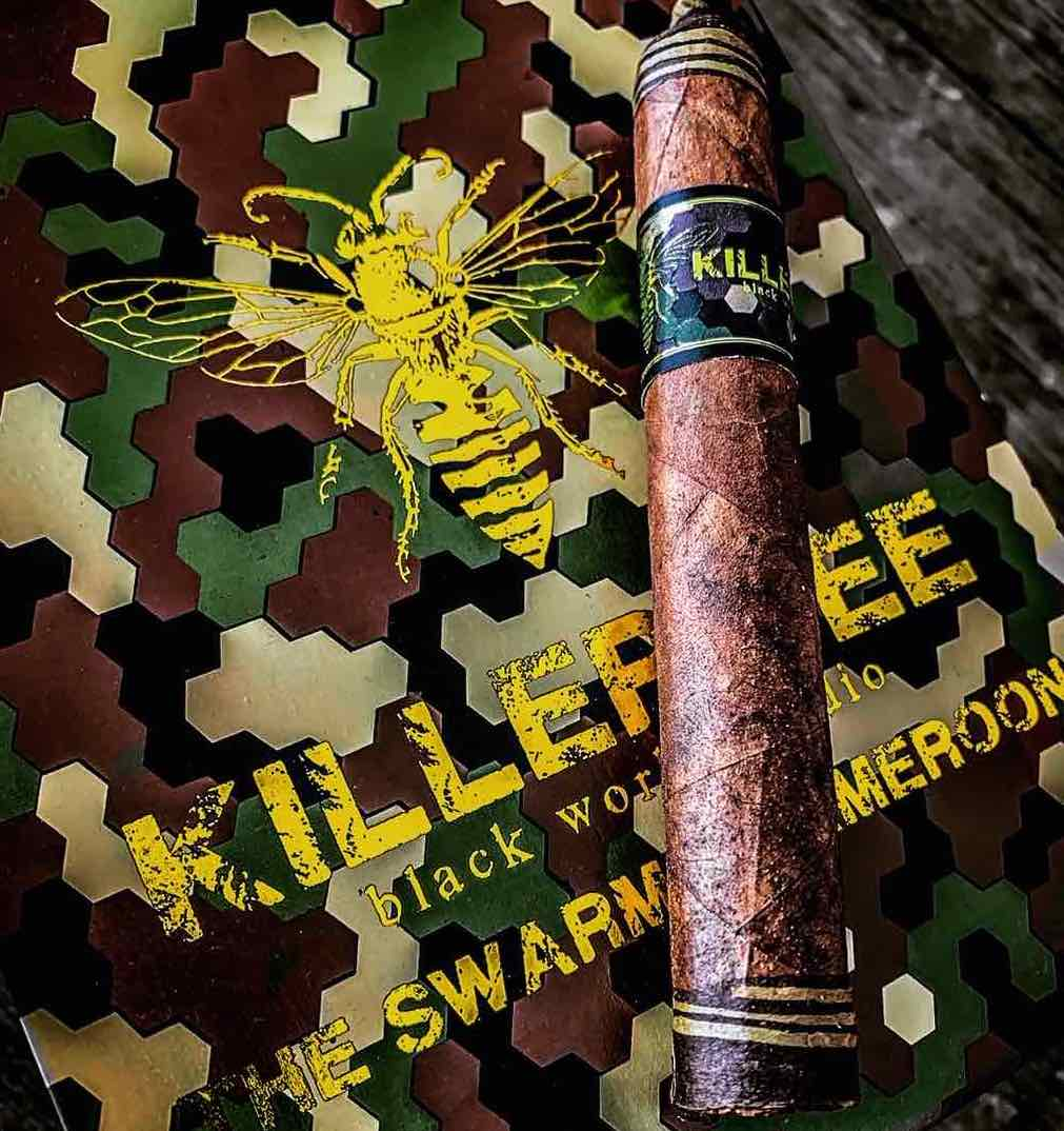 Cigar News: Black Works Studio Killer Bee Swarm to be Released