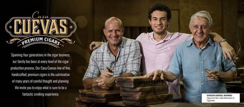 The Blog: Casa Cuevas Cigars Now Represented in Texas
