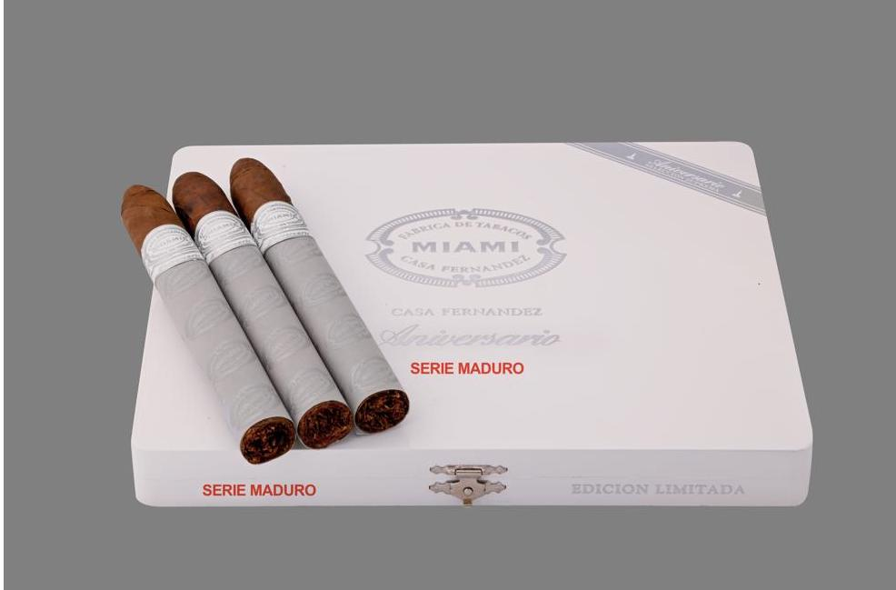 Cigar News: Aganorsa Leaf to Release Casa Fernandez Aniversario Cuban 109