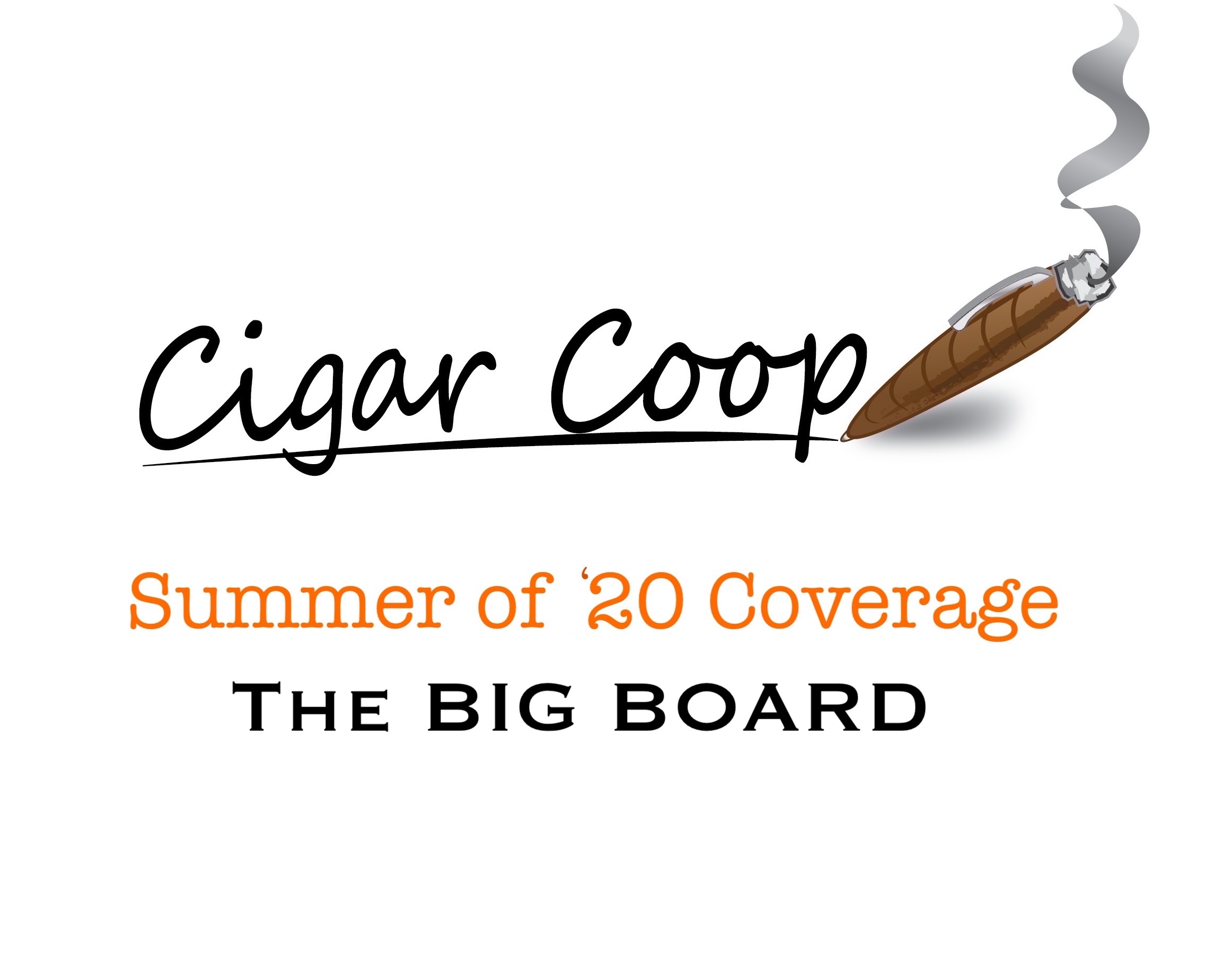 "The Blog: Summer of '20 ""The Big Board"" (9/3/20) – 3 Weeks of Summer to Go"