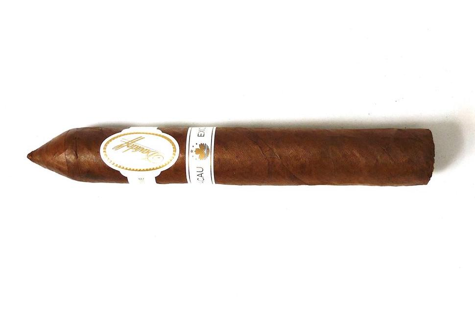 Cigar Review: Davidoff Exclusive Macau (2018 Vault Release)