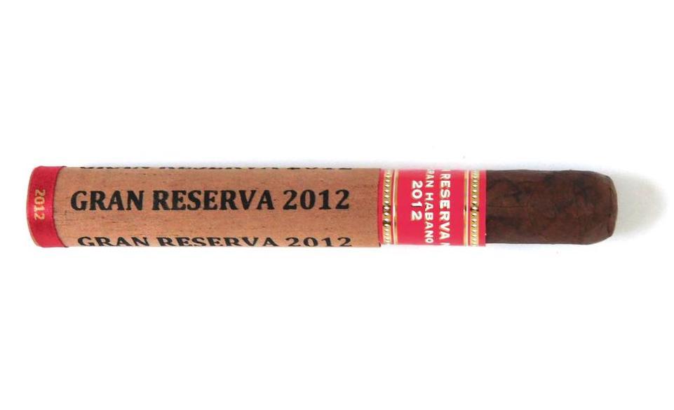Cigar Review: Gran Habano Corojo No. 5 Gran Reserva 2012 Gran Robusto