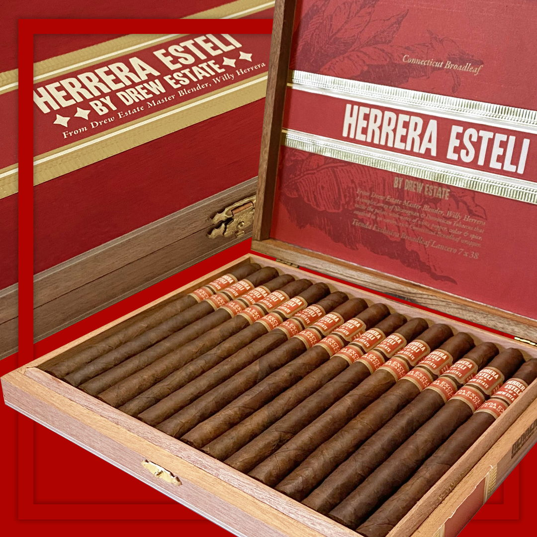 Cigar News: Herrera Esteli Connecticut Broadleaf Lancero Tienda Exclusiva to be Nationally Released