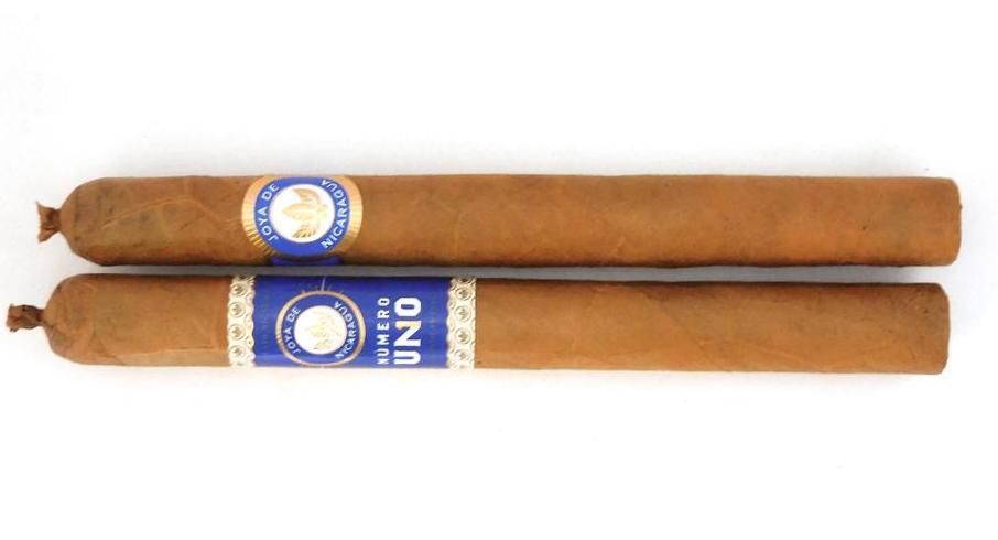 Cigar Review: Joya de Nicaragua Numero Uno L'Ambassadeur