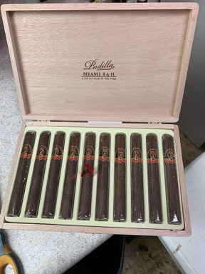 Cigar News: Padilla Miami 8 & 11 Returns