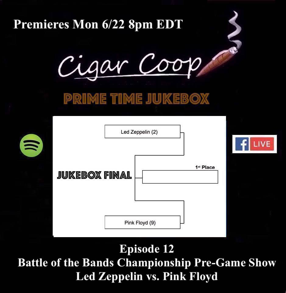 Announcement: Prime Time Jukebox Episode 12 – Battle of the Bands Championship Pre-Game Show