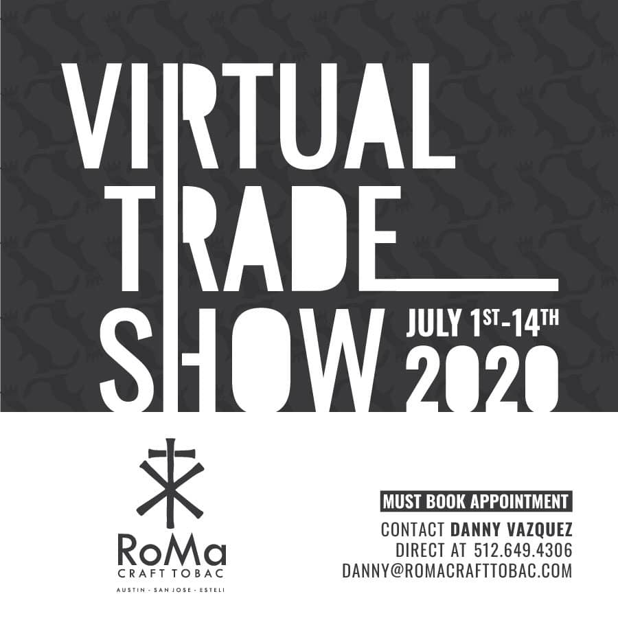 The Blog: RoMa Craft Tobac Announces Virtual Trade Show for Retailers