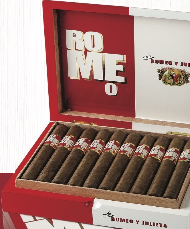 Cigar News: Altadis U.S.A. Releases Romeo by Romeo y Julieta Magnum