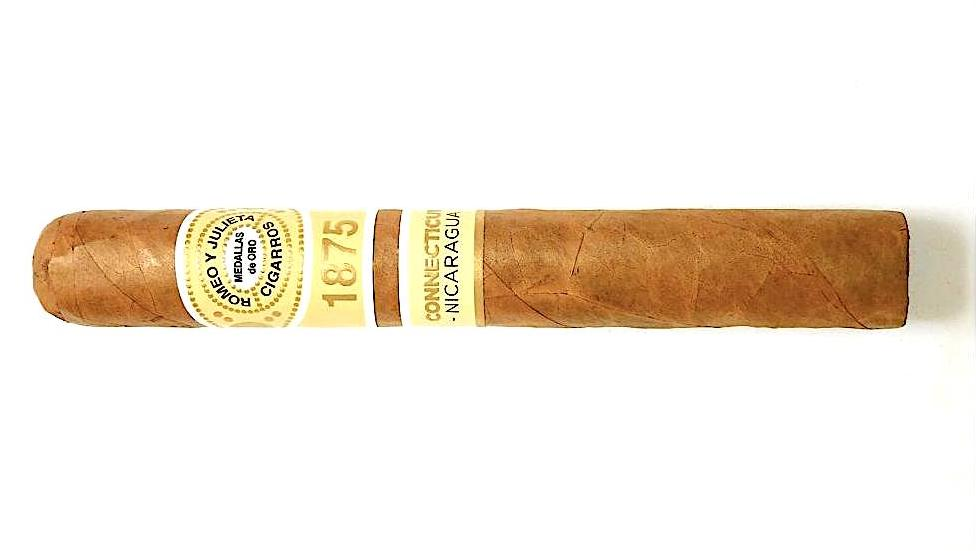 Cigar Review: Romeo y Julieta 1875 Connecticut Nicaragua Toro