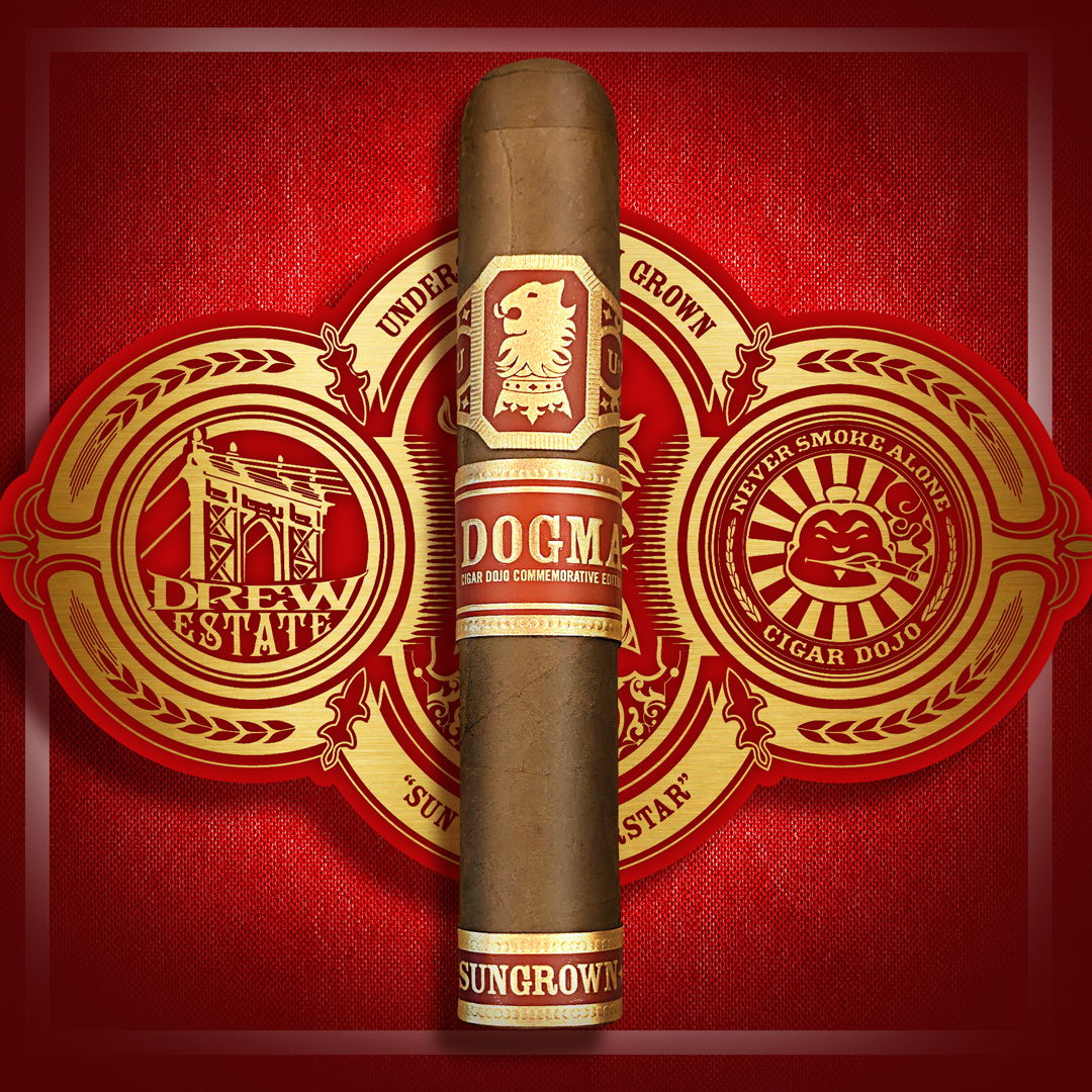 Cigar News: Undercrown Dojo Dogma Sun Grown Announced