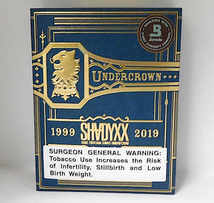 Undercrown ShadyXX Box