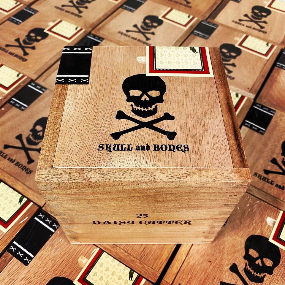 Cigar News: Original Viaje Skull & Bones Daisy Cutter to Make Return
