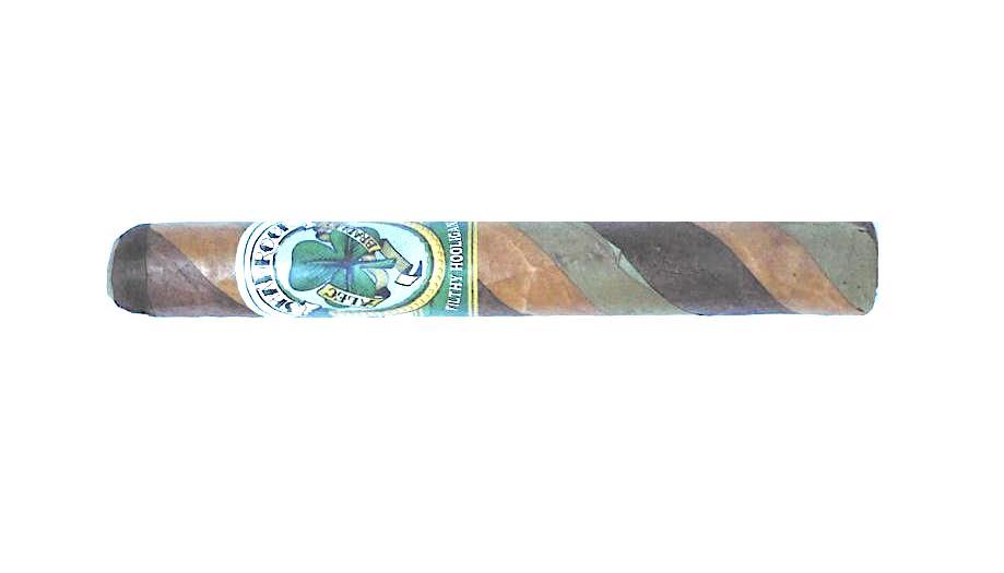 Cigar Review: Alec Bradley Black Market Filthy Hooligan Shamrock 2020