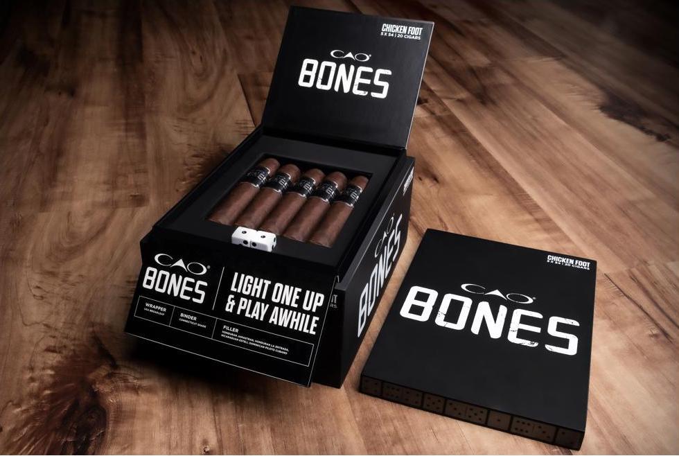 Cigar News: CAO Bones Officially Announced