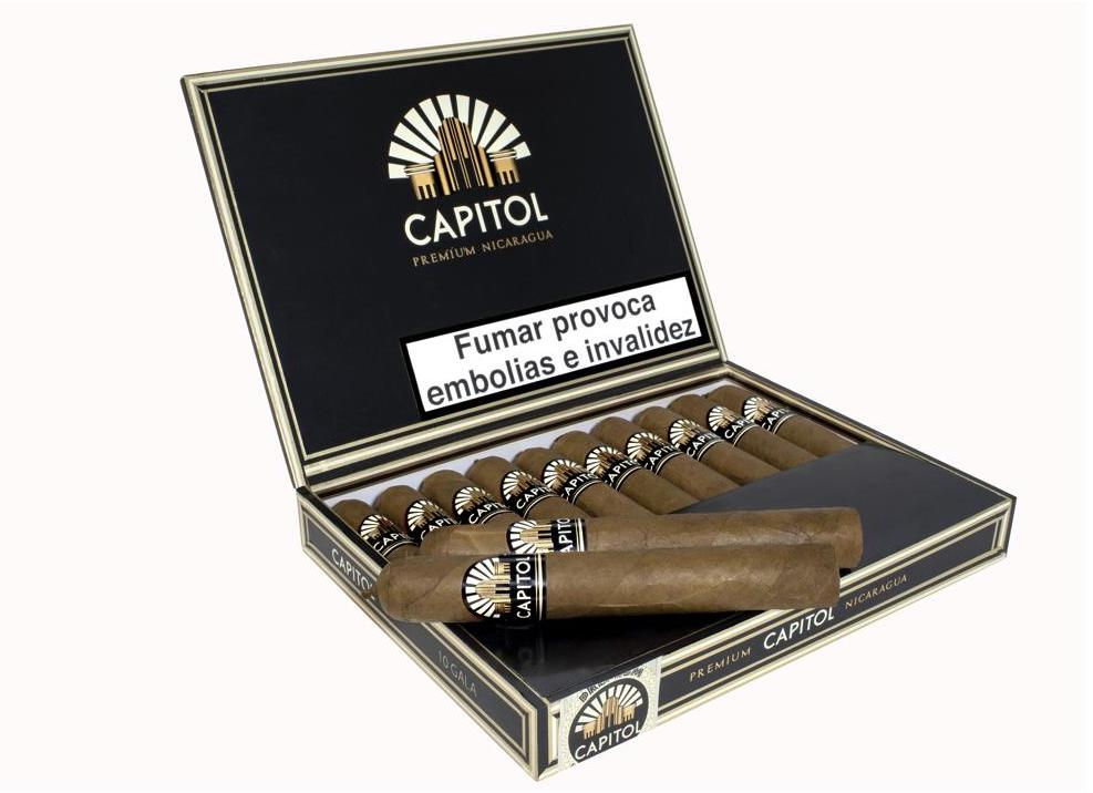 Cigar News: Tabacalera SLU Launches Capitol
