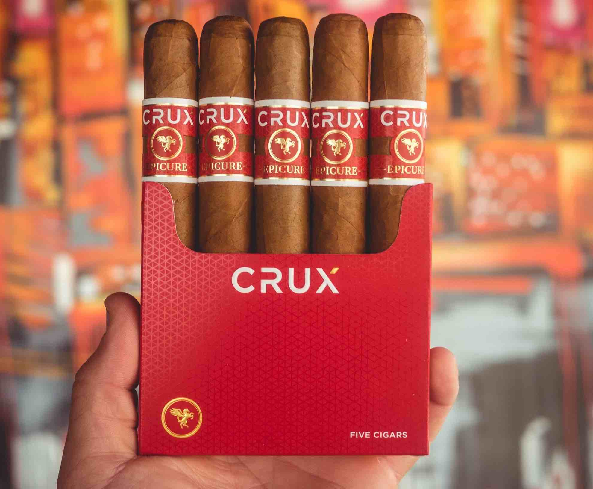 Cigar News: Crux Epicure Gordo Heading to Retailers